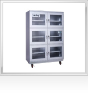 Ultra-Low Humidity Storage Cabinet