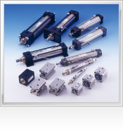 Pneumatic / Hydraulic Cylinder